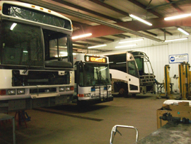 Quality Bus Refurbishment & Repairs